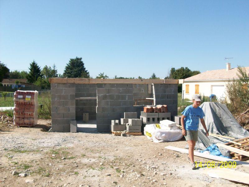 Construction abri jardin for Construction jardin