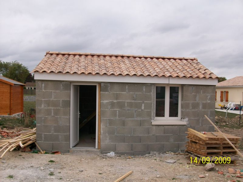 Construction abris de jardin for Construction jardin