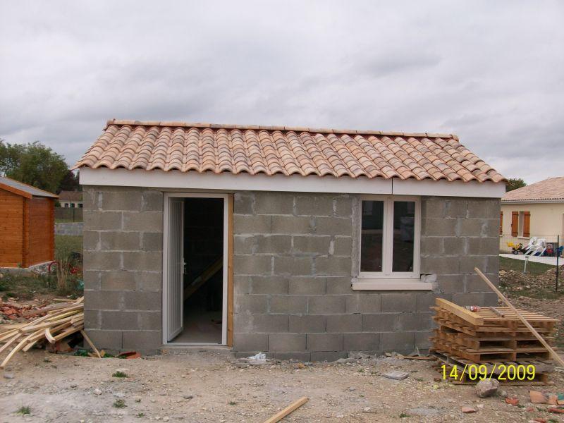 2009 septembre 14 | construction abris de jardin